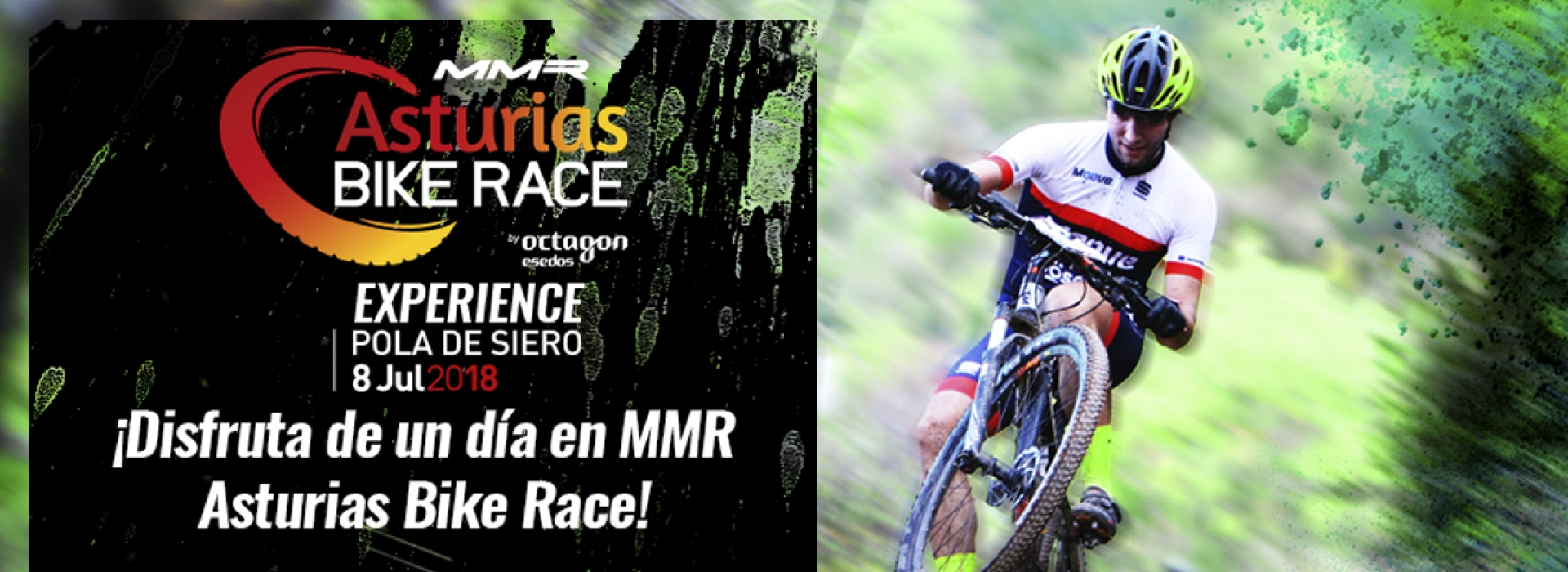Enjoy a day at MMR Asturias Bike Race!