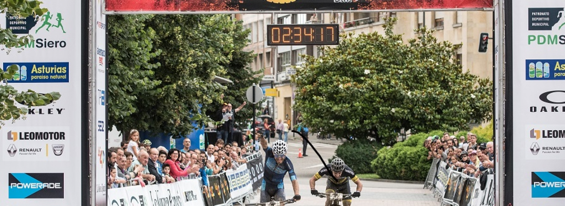 Premiere of MMR Asturias Bike Race