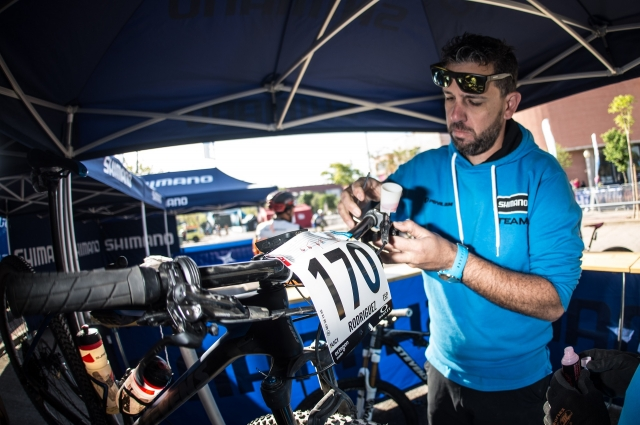 Come to MMR Asturias Bike Race with Shimano!